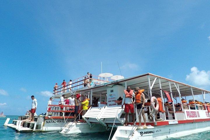 Tour To Maracajaú With Catamaran Ride, Natal, BRASIL
