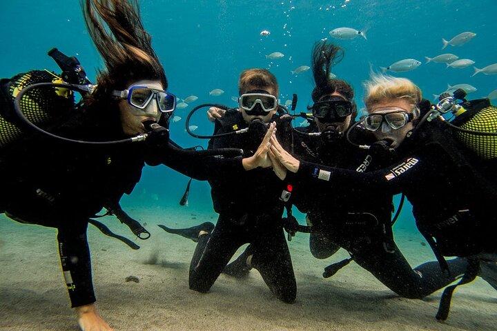 Discover Scuba Diving, Lanzarote, ESPAÑA