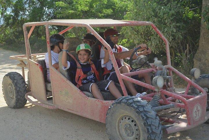 Buggies Half Day Experience and Cenote, Punta de Cana, REPUBLICA DOMINICANA