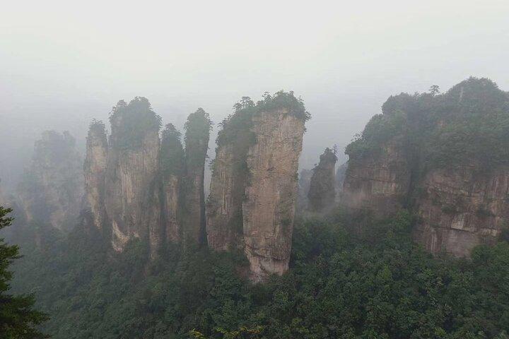 3-Day Zhangjiajie National Forest Park Tour, Zhangjiajie, CHINA