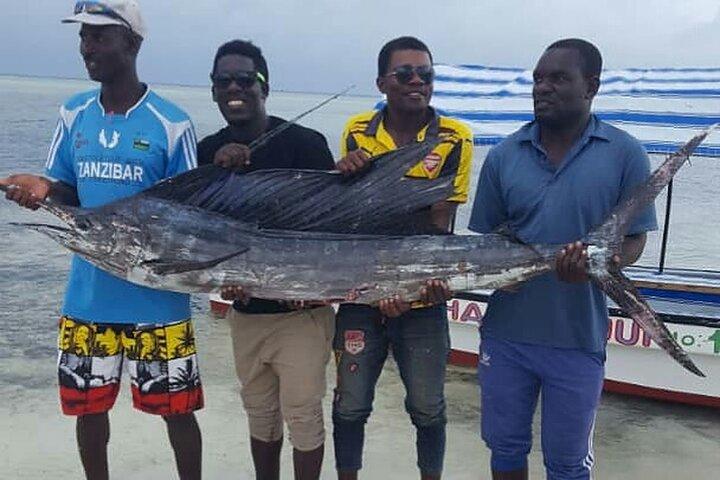 Big Game/ Deep sea and Reef fishing in Zanzibar, Zanzibar, TANZANIA