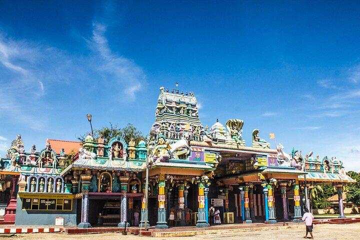 Jaffna City Tour, Jaffna, SRI LANKA