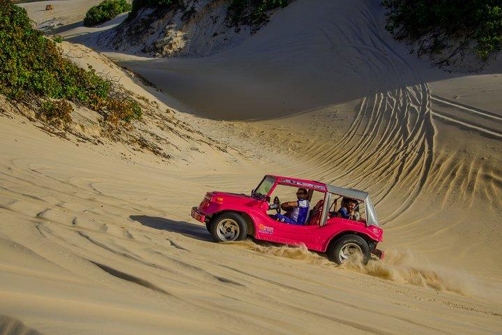 Buggy Tour To Genipabu, Natal, BRASIL
