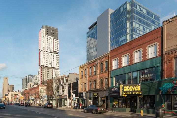 Queen Street West: An audio tour exploring Toronto's coolest street, Toronto, CANADA