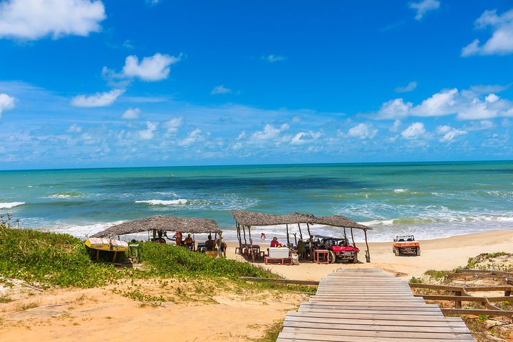 4 Days Coast Package - From Fortaleza To Natal in Buggy or 4WD, Fortaleza, BRASIL