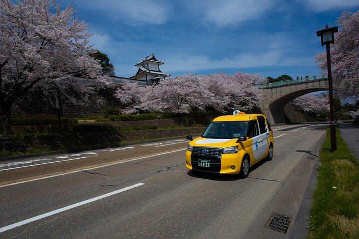 Private 3 hour Famous Kanazawa Highlights Tour, Kanazawa, JAPON
