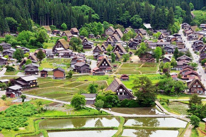 Private Full-Day Tour of Historical Shirakawago and Gokayama, Kanazawa, JAPON