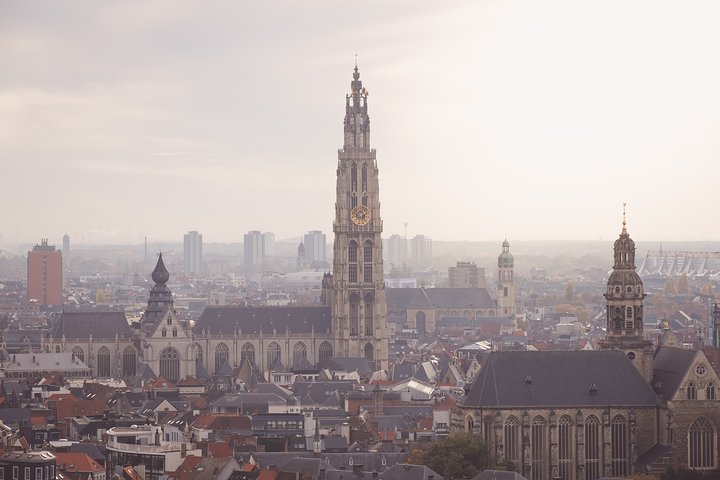 Private Day Trip Tour to Antwerp & Ghent from Bruges with a local, Brujas, BELGICA