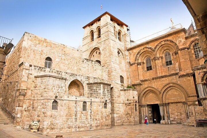 Jerusalem and Bethlehem Private Trip from Tel Aviv or Jerusalem, Herzliya, ISRAEL