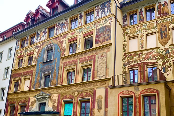 Lucerne, Engelberg & Mount-Titlis Discovery From Bern, Berna, SUIZA