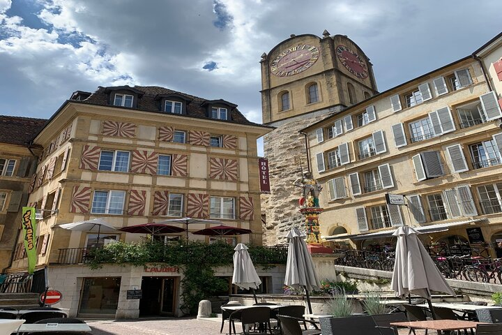 Neuchâtel's Castle & Wine Discovery From Bern, Berna, SUIZA