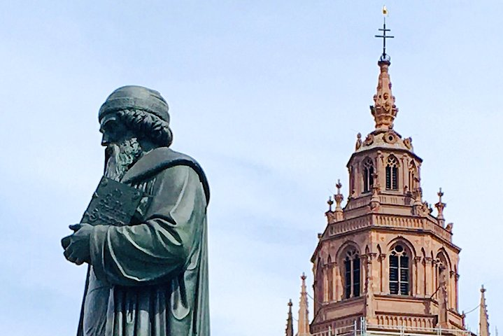 2 Hour Private Guided Walking Tour: Gutenberg and Mainz Cathedral, Mainz, Alemanha