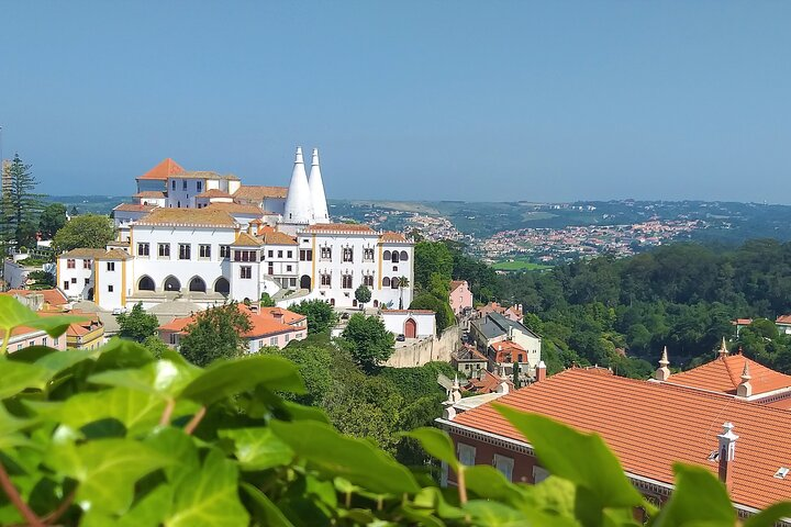 Sintra, Cascais and Pena Palace Guided Tour from Lisbon, Lisbon, PORTUGAL