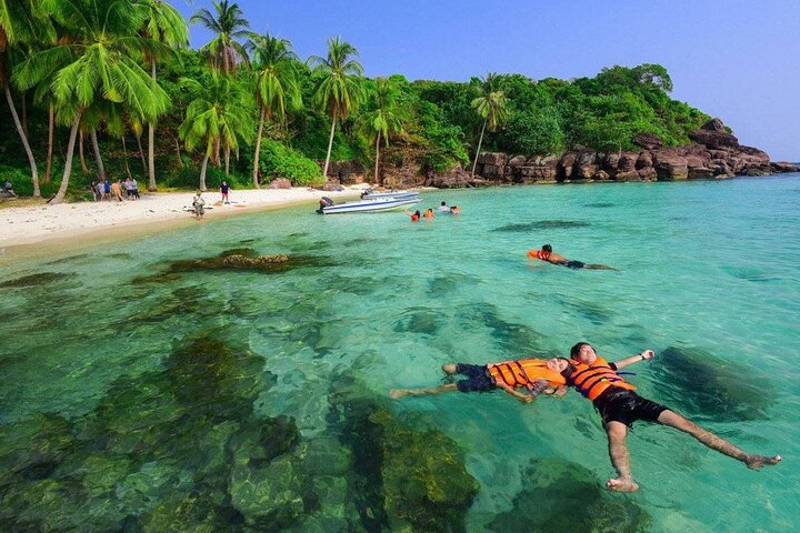 Phu Quoc Snorkeling and fishing to the North full day tour, Phu Quoc, VIETNAM