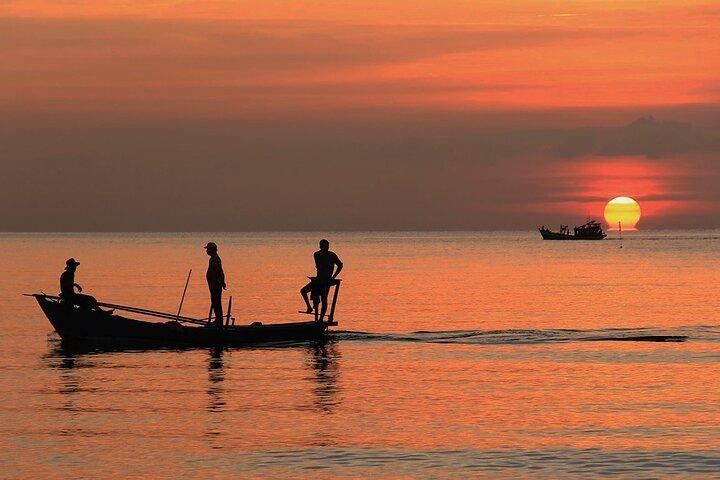 Sunset BBQ & Night Squid Fishing in Phu Quoc, Phu Quoc, VIETNAM