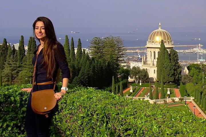 Caesarea, Haifa, Rosh Hanikra, and Acre Tour from Jerusalem, Herzliya, ISRAEL