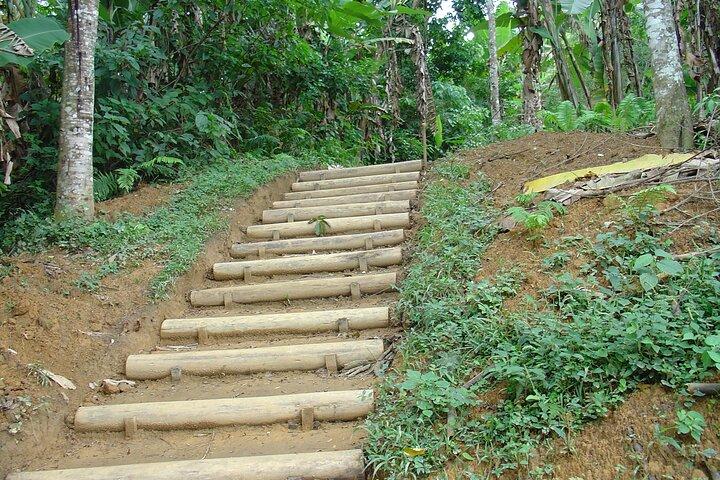 Walking tour Through Gold Trail, Paraty, BRASIL
