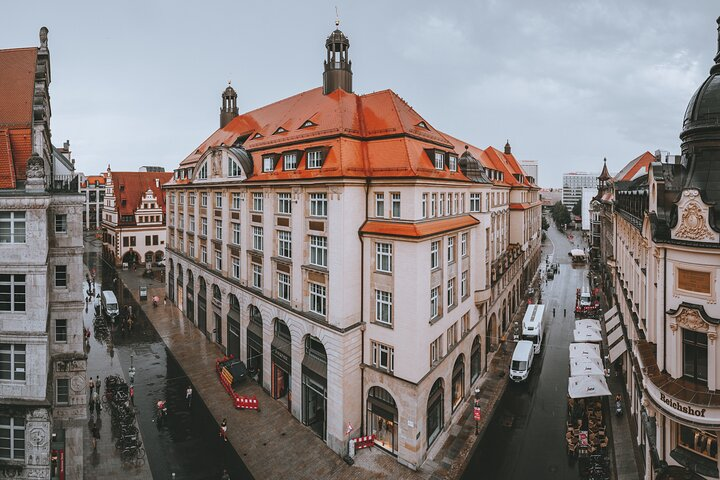 The Instagrammable Spots of Leipzig with a Local, Leipzig, ALEMANIA