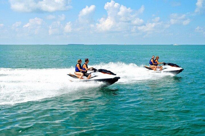Zanzibar Luxury Jet-ski Safaris: Departure from Paje Zanzibar, Zanzibar, TANZANIA
