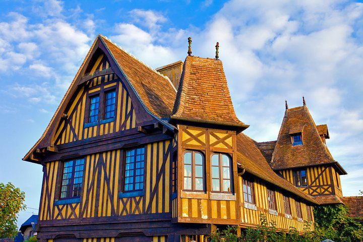 Honfleur Town, Normandie villages and Calvados from Bayeux, Bayeux, FRANCE