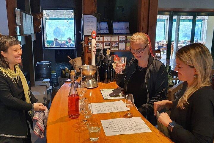 Private Wine Tour in a Mustang or 4x4, Bahia de Islas, NUEVA ZELANDIA
