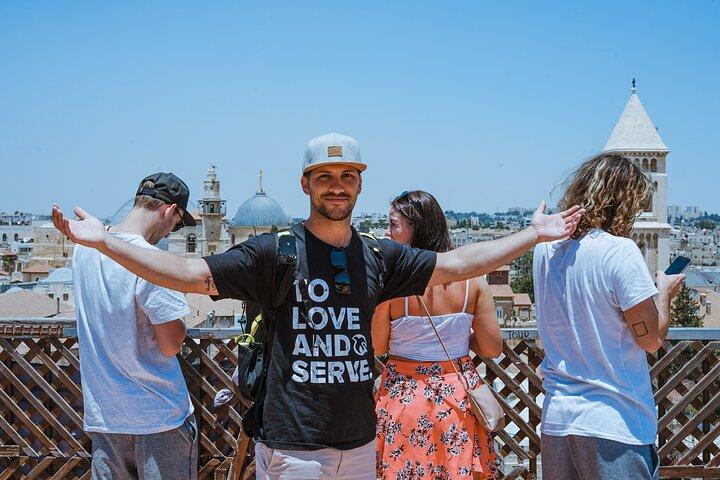 Jerusalem Old & New Unforgettable Tour from Tel Aviv, Herzliya, ISRAEL