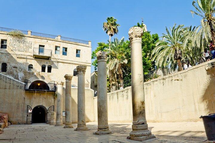 Bethlehem and Jerusalem Day Biblical Tour from Tel Aviv, Herzliya, ISRAEL