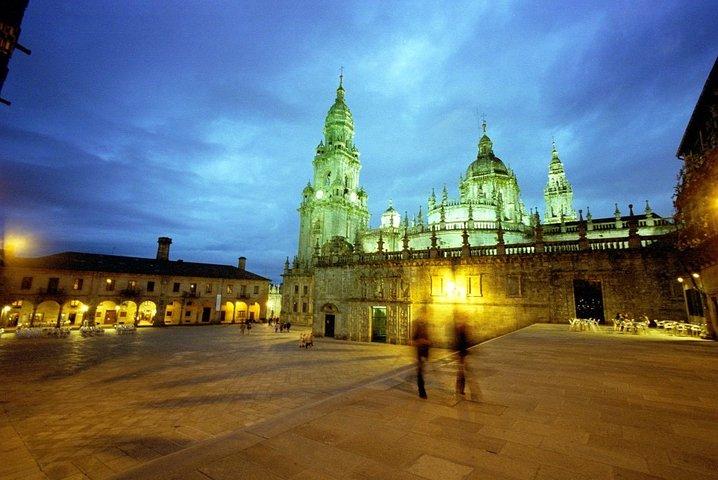 Full Day Santiago de Compostela Private Tour from Vigo, Vigo, ESPAÑA