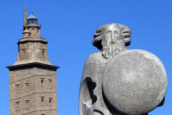 Santiago de Compostela and A Coruña Private Tour, Vigo, ESPAÑA