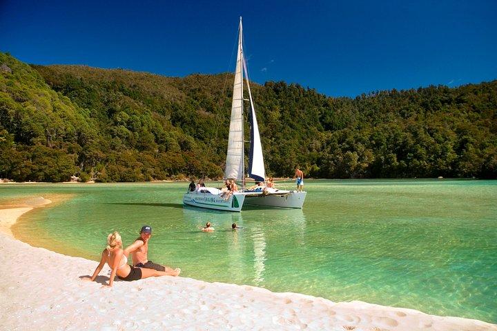 Sail, Seals and Walk, Motueka, NUEVA ZELANDIA