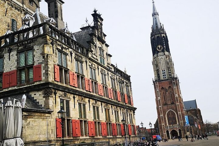 Den Haag and Delft two citys for one day!, The Hague, HOLLAND
