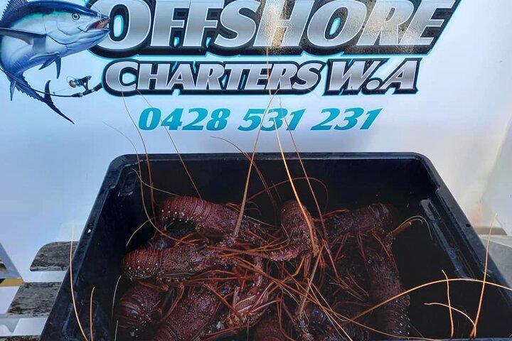 Lobster Fishing Tour at Geraldton, Geraldton, AUSTRALIA