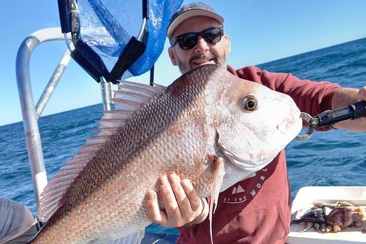 Abrolhos Islands Fishing Charter, Geraldton, AUSTRALIA