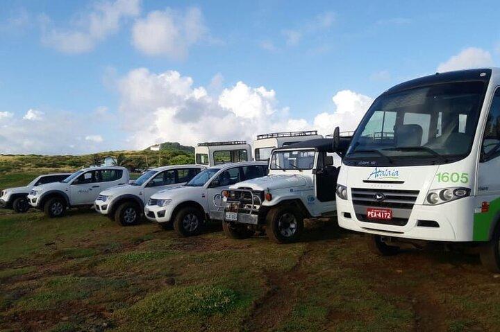 Fernando de Noronha Airport Shared Transfer, Fernando de Noronha, BRAZIL