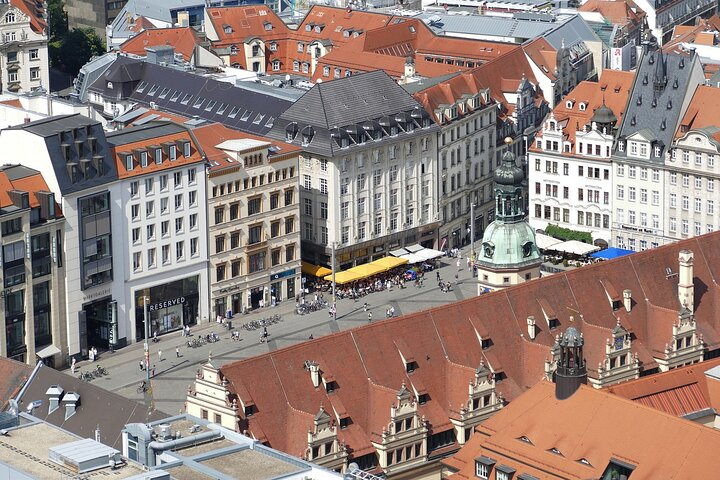 Private tour of the best of Leipzig - Sightseeing, Food & Culture with a local, Leipzig, ALEMANIA