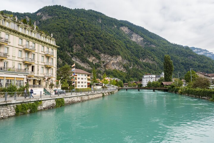 Jungfraujoch & Interlaken's Secrets From Bern, Berna, SUIZA