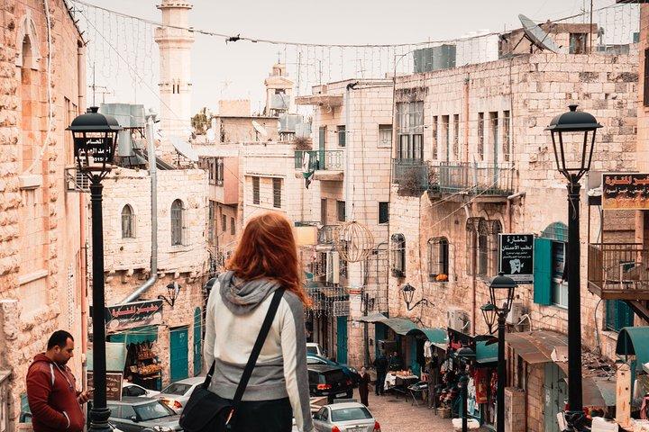 Bethlehem Half-Day Historical Trip from Jerusalem, Jerusalen, ISRAEL