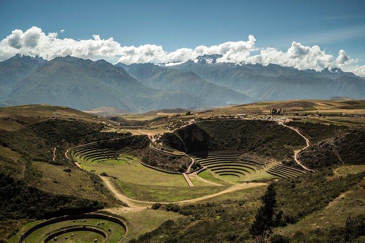 Full-Day Private tour: Chinchero, Maras, Moray, Ollantaytambo, Pisac Market, Cusco, PERU