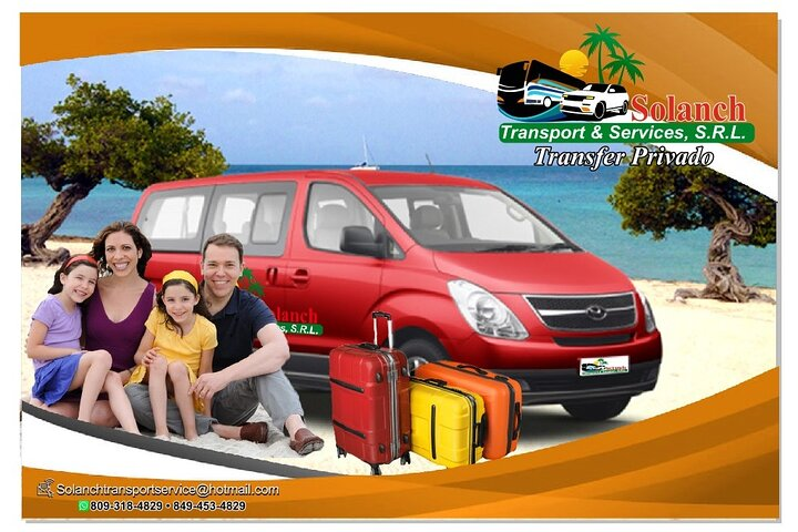 Traslado privado desde el aeropuerto de punta cana a bayahibe y la romana, Punta de Cana, REPUBLICA DOMINICANA