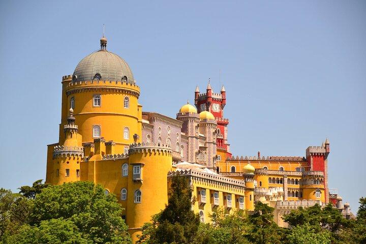 Excursión de un día en un grupo pequeño a Sintra y Cascais desde Lisboa, Lisboa, PORTUGAL