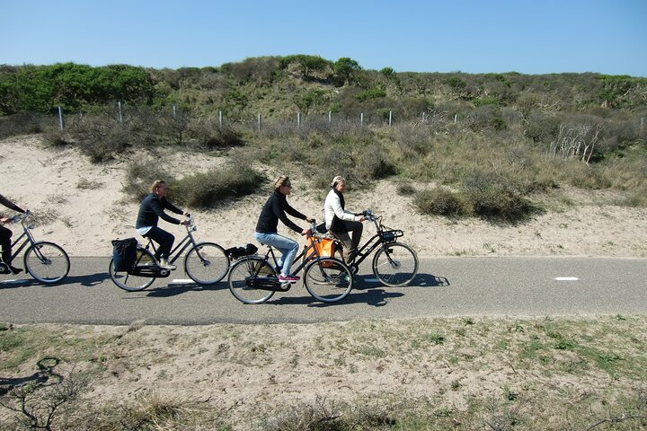 Bloemendaal Highlights: Guided Bike Tour close to Amsterdam, Haarlem, HOLANDA