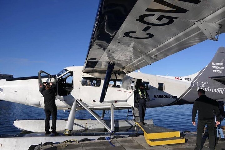 Victoria to Vancouver Seaplane Flight, Isla de Vancouver, CANADA