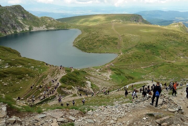 Rila Monastery and 7 Rila Lakes Self-Guided Shared Trip from Sofia, Sofia, BULGARIA