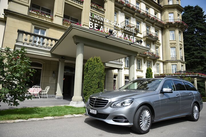 Private Transfer from Thun to Zurich Airport, Berna, SUIZA
