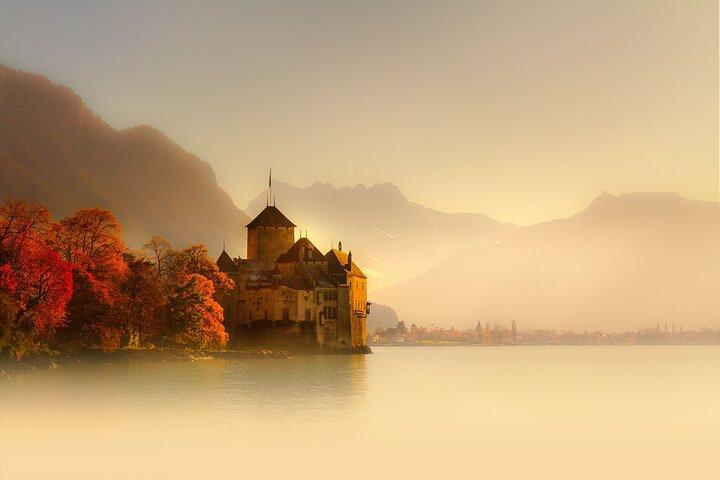 Private trip from Geneva to Montreux through Lausanne, Ginebra, Switzerland