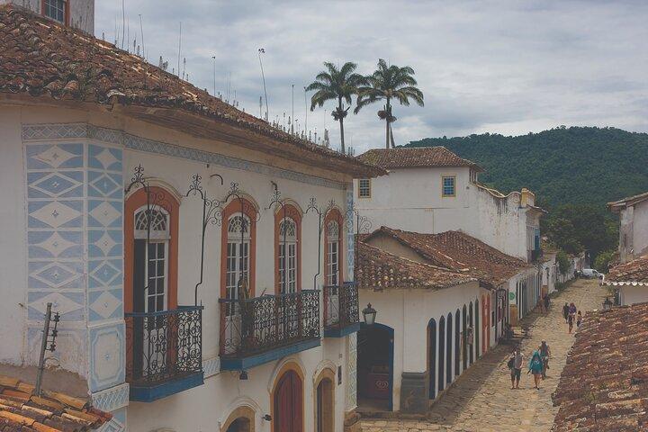 Shared Transfer from Paraty to Rio de Janeiro, Paraty, BRASIL