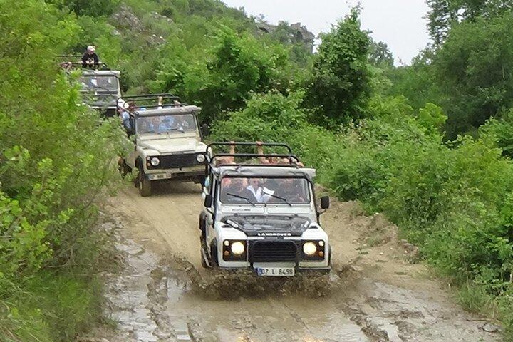 Side: Jeep Safari Adventure around Green Canyon, Side, TURQUIA
