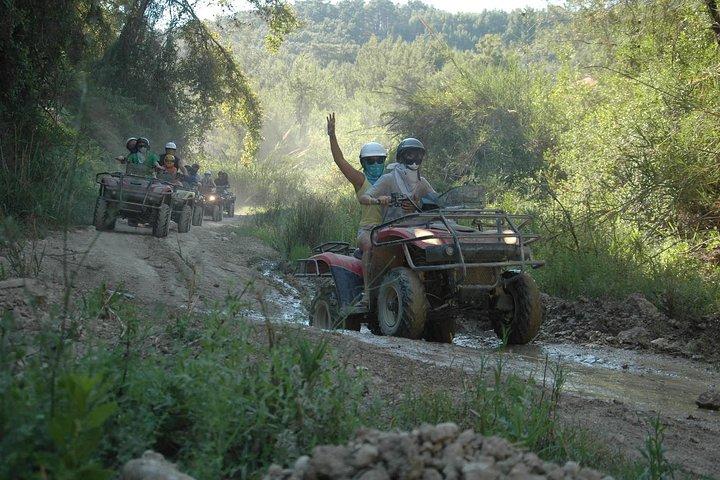 Side: Quad Safari Tour, Side, TURQUIA