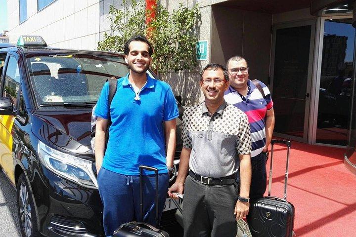 Private Transfer from Habib Bourguiba Monastir (MIR) Airport to Mahdia, Monastir, TUNEZ