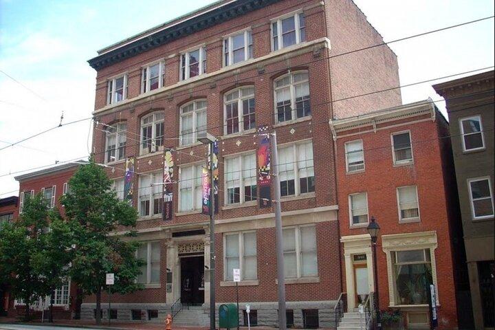 Baltimore Scavenger Hunt: Monumental Mount Vernon, Baltimore, MD, ESTADOS UNIDOS
